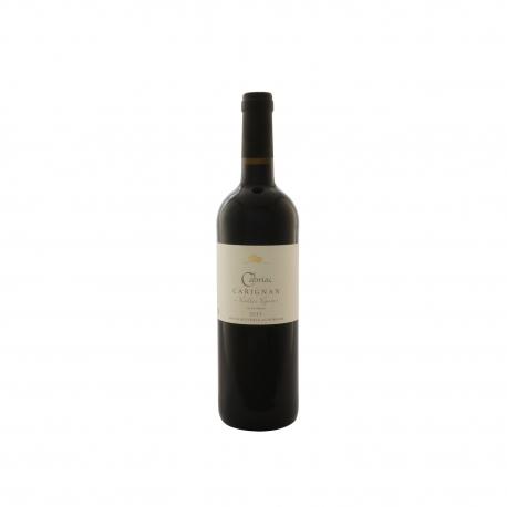 Carignan vieilles vignes   Domaine de Cabriac 2015