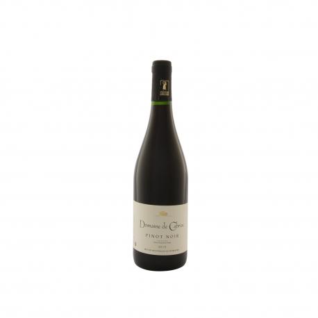 Pinot noir  Domaine Cabriac 2015