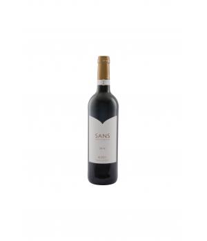 SANS vin sans sulfites ajoutés Rouge Buzet 2016